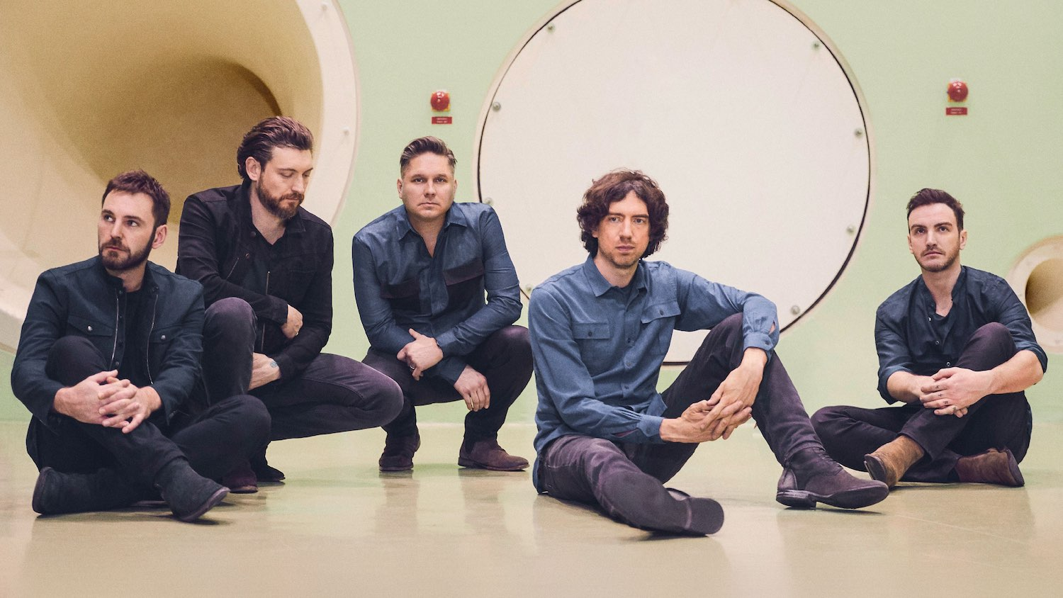 It's One Minute To Midnight And It's Time For Snow Patrol 'Live And Acoustic'!