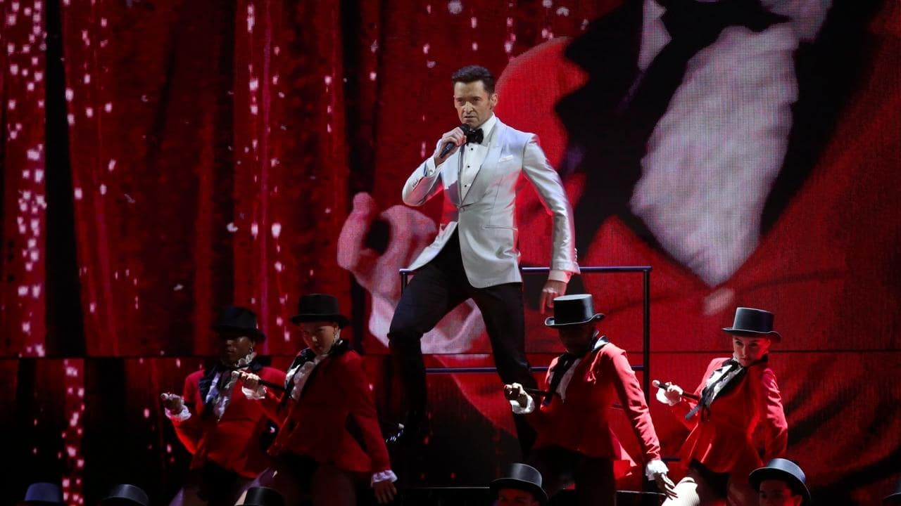 Hugh Jackman – The Man. The Music. The Show. The Warning.