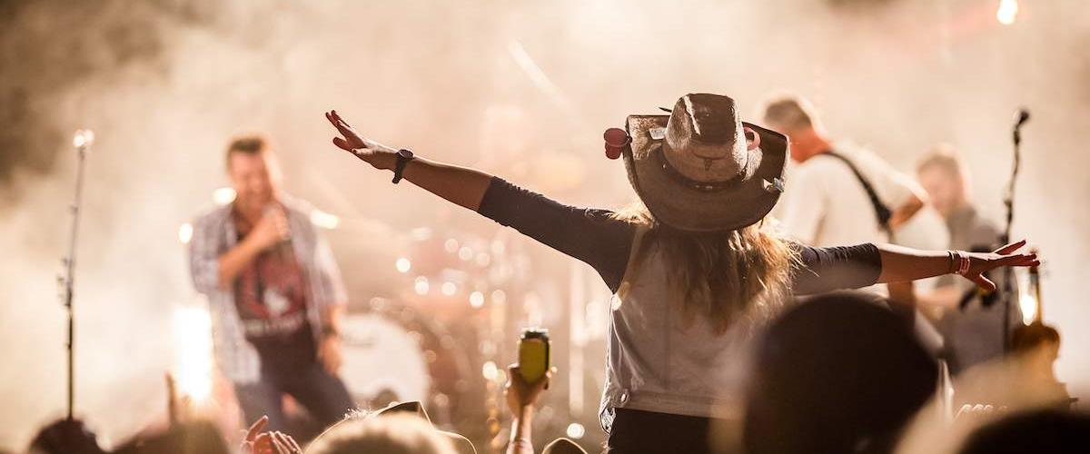 Gympie Music Muster (A Salute To Country Without The Pitchforks)