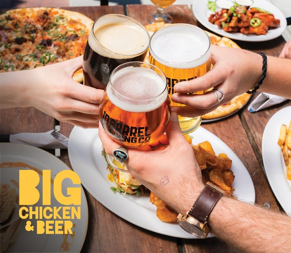 Rediscover Your Funner Demons at The Big Chicken and Beer Festival!