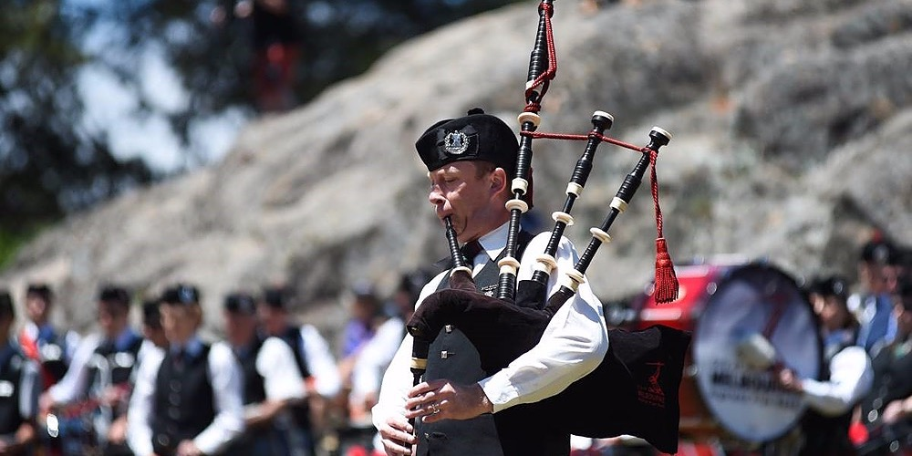The Beechworth Celtic Festival Is Here! Quick! Shove Potatoes Down Your Kilt And Scream 'Freedom' Before It's Too Late!