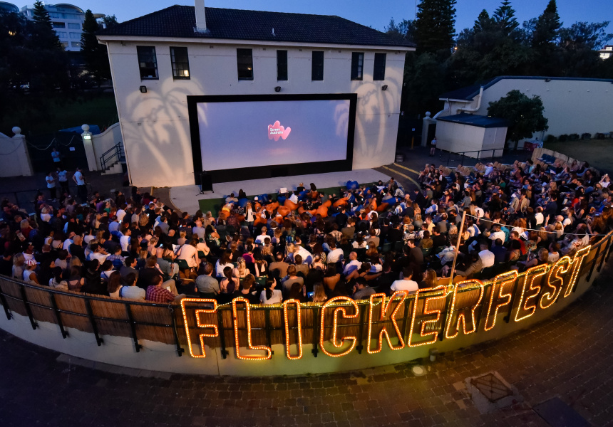 Run Out of Sharpies? Try Flickerfest.