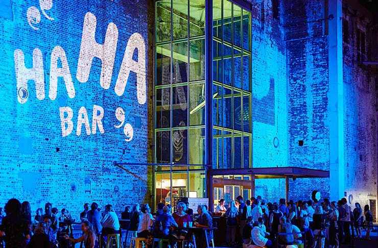 Laugh (No One's Watching) at the Brisbane Comedy Festival