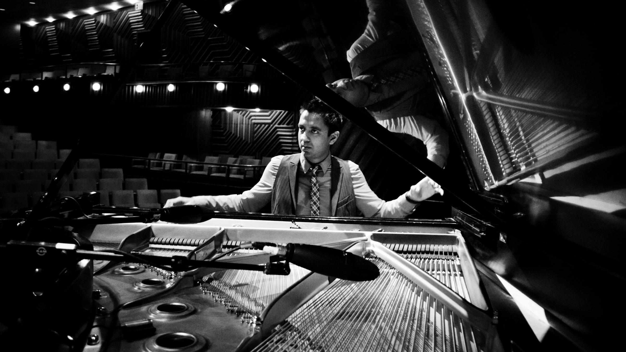 You're Not Alone Now, But You Will Be with Vijay Iyer