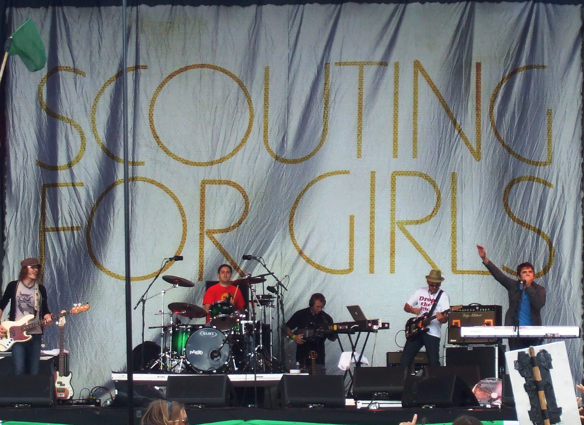 Small Expectations with Scouting For Girls