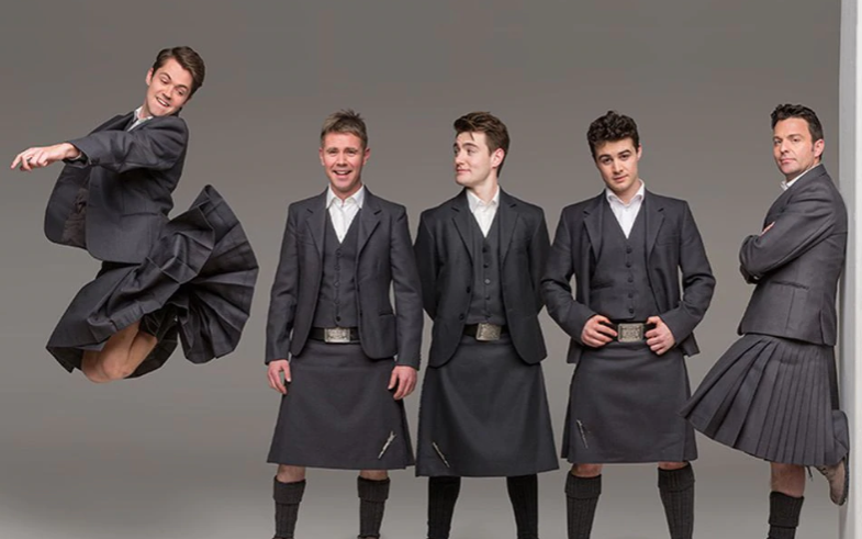 Seek More than is in Rain or Dew with Celtic Thunder: Live