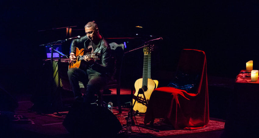Stick Your Toe in Normalcy with Nitin Sawhney