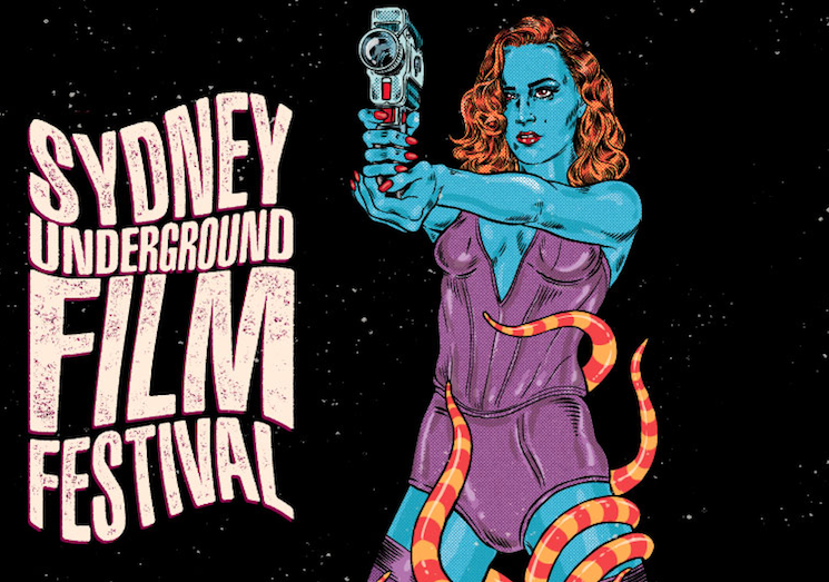 Rip Out Your Stitches with the Sydney Underground Film Festival