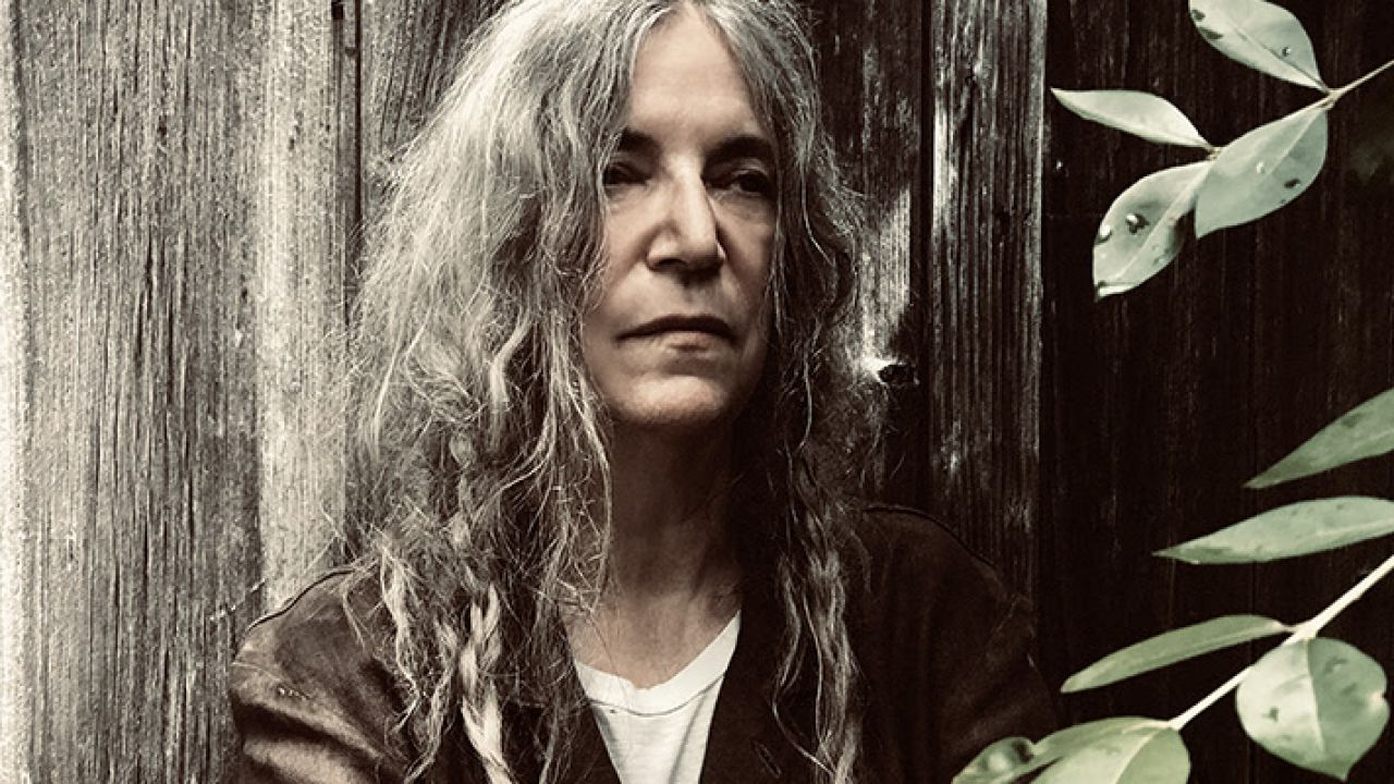 Live with Patti Smith