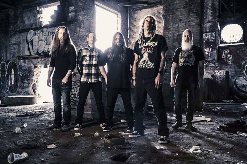 Freak Out with Lamb of God