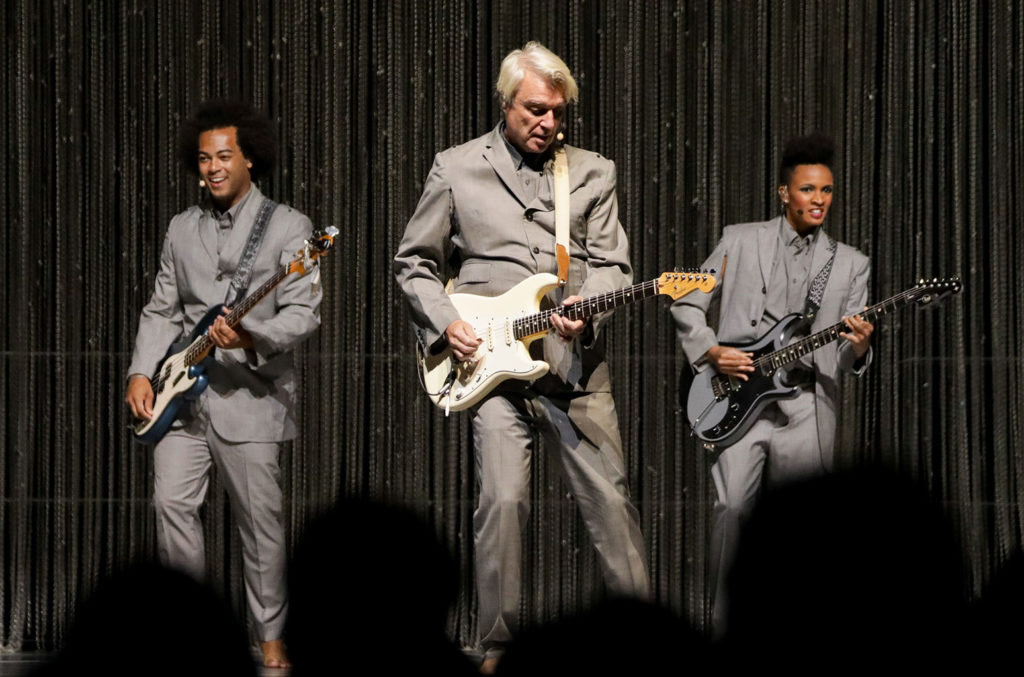 Live Young with David Byrne and Maira Kalman