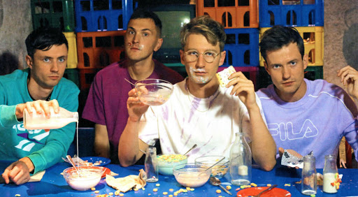 Bow Out with Glass Animals