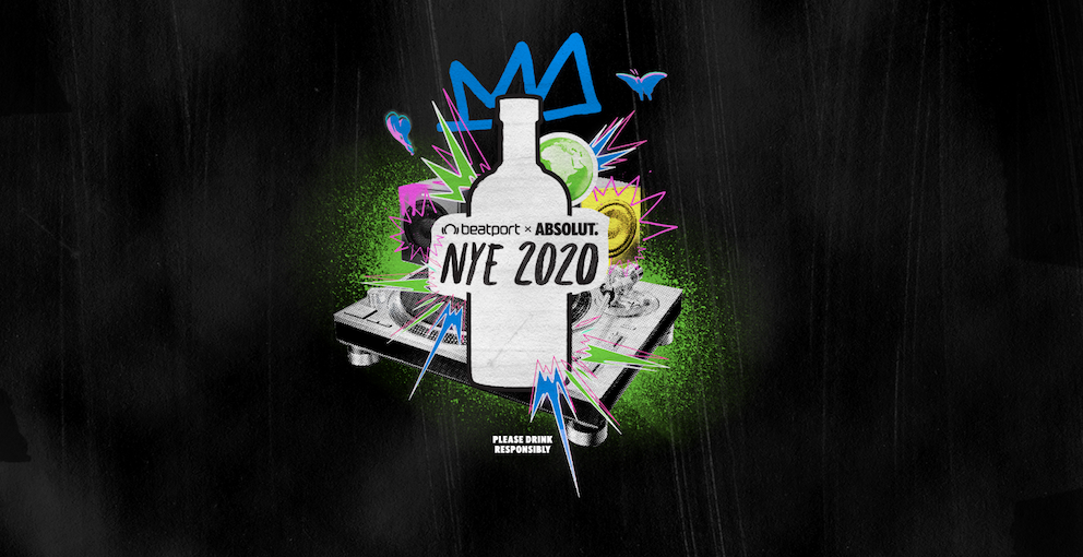 The Bright Side with Beatport x Absolut NYE
