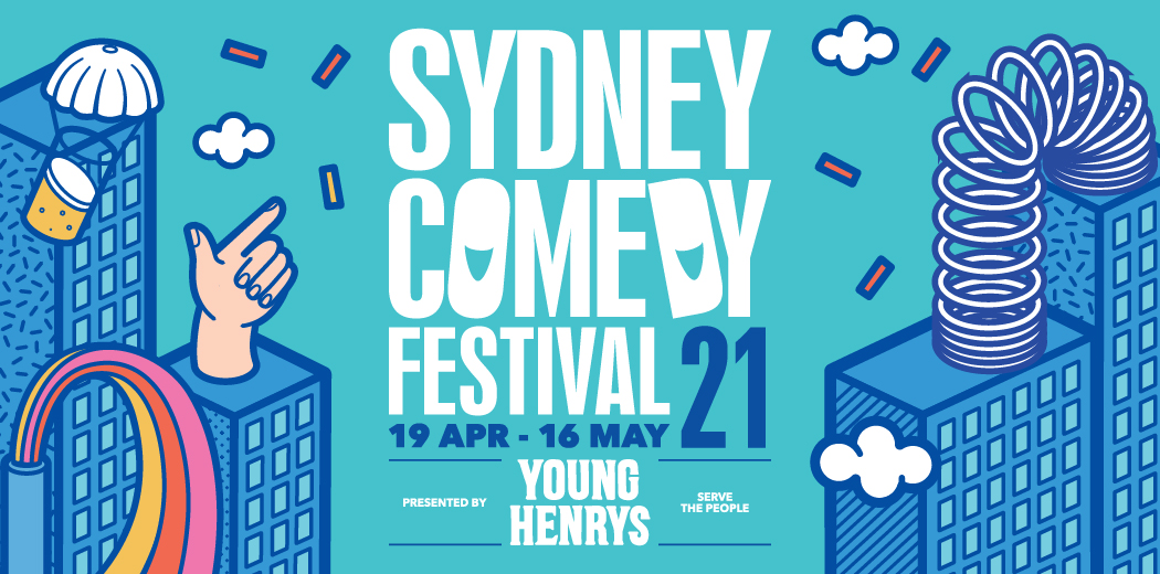 Schedule Your Happiness at the Sydney Comedy Festival